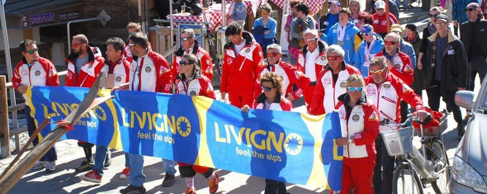 Special Olympic a Livigno, sono arrivati in 400