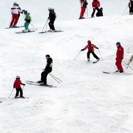 Weekend pasquale, poca neve ma tanti turisti