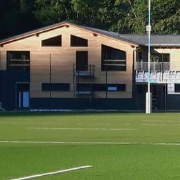 Casa del rugby a Sondrio, la meta si avvicina
