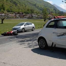 Sondriese morto contro una vettura  «C'è più sicurezza, ma non per le moto»