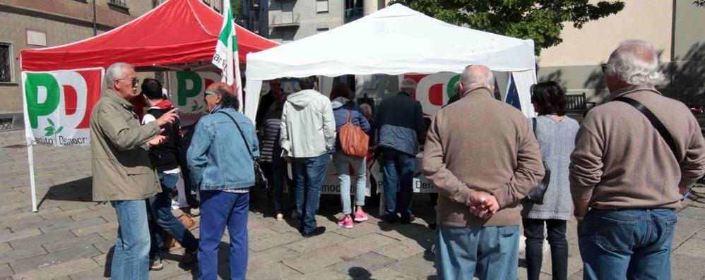 In 2.500 al voto per le primarie del Pd  Renzi conquista la provincia con il 77%