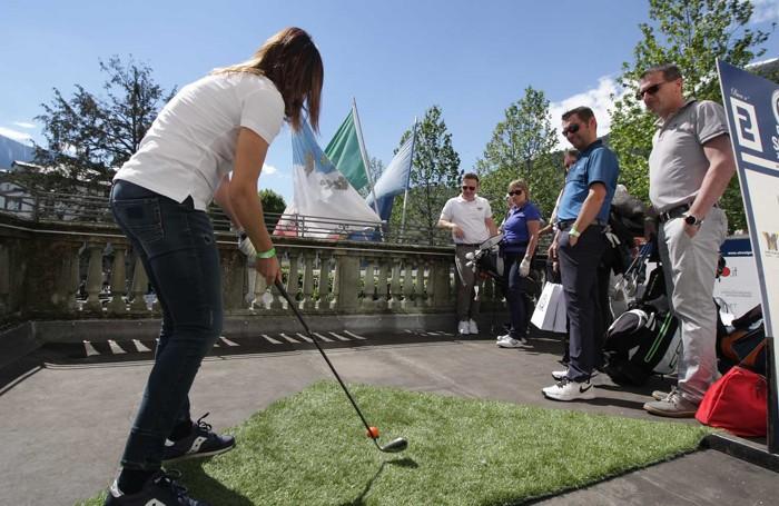 Sondrio Street golf
