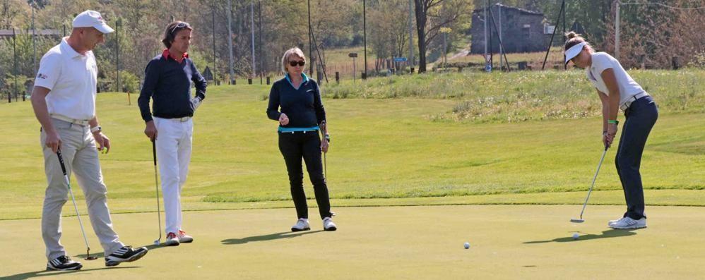 Street Golf a Sondrio  Un esordio da 10 e lode  E si guarda già al 2018