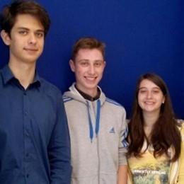 Sono i campioni di latino  In tre premiati a Milano