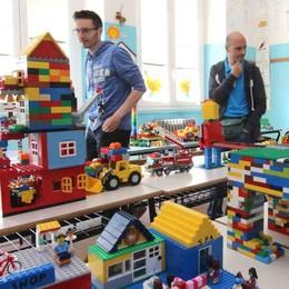 Mattoncini in Valle, un fine settimana  colorato di Lego a Montagna