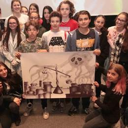 """""""La mafia come la muffa"""": studenti  sul palco per una lezione speciale"""