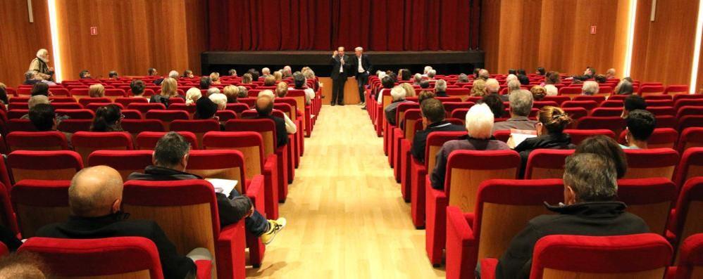 Un libro sul Teatro sociale, sabato la presentazione in biblioteca a Sondrio