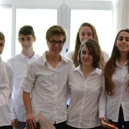 Gli studenti e l'Europa: «Quante occasioni  per la vostra crescita»