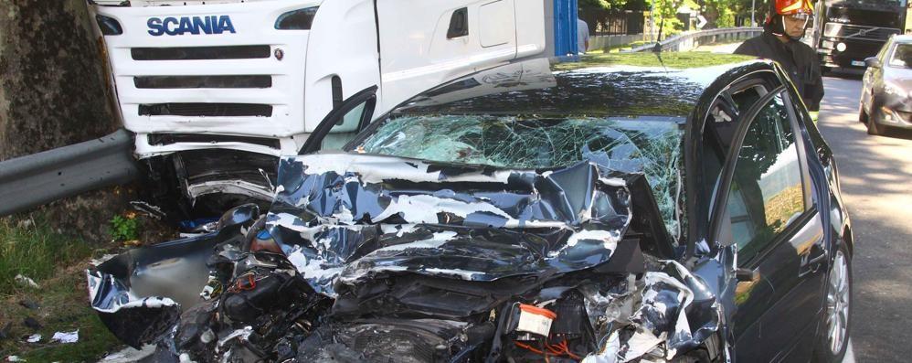 «Nell'incidente di Cosio  interventi secondo il piano»