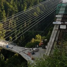 L'atteso ponte in val di Pai: «Siamo alla stretta finale»