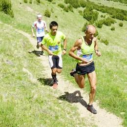 Corsa in montagna, Gale e Sortini vincono la Mini Skyrace