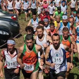 Corsa in montagna, cadono i record al Trofeo Del Po