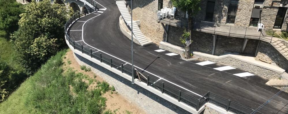 Albaredo punta sul turismo  Nuovo accesso e più parcheggi