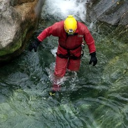 Anche Samolaco scommette sul canyoning
