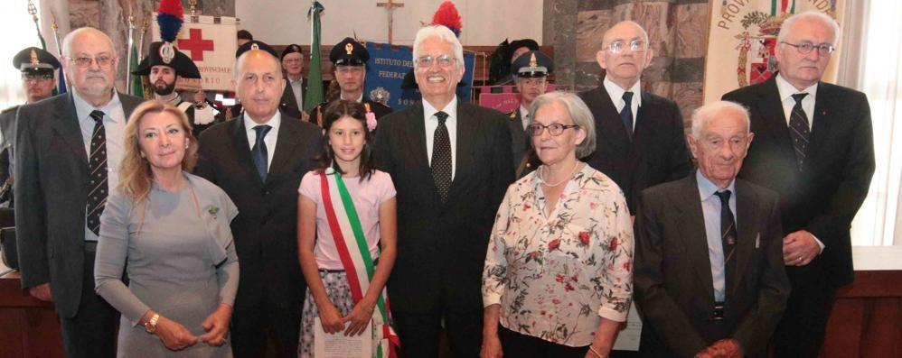 Sondrio, si celebra la Repubblica: «Fieri di essere italiani»