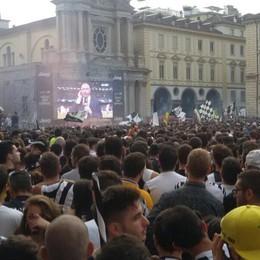Tifosi sondriesi nella trappola: «Il nostro incubo in piazza»