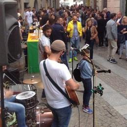 Musica e spettacoli per tre giorni di festa  La lunga Notte bianca di Chiavenna