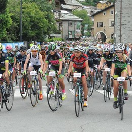Ciclismo e corsa, spettacolo alla Re Stelvio Mapei