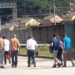 Nuovi prelievi dei carabinieri nell'ex area Falck