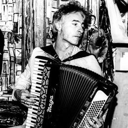 Operazione Lunfardo a Grosio: Alex   De Simoni  alle radici del tango