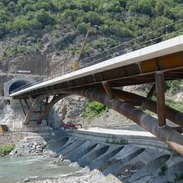 Statale 38, un ponte verso il futuro