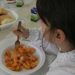 Impatto ambientale ridotto  Novità nei menù scolastici