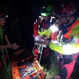 Escursionista trovato morto sulle montagne sopra Lanzada