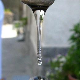 Sorgenti giù del 25%, ma la crisi idrica intanto non fa paura