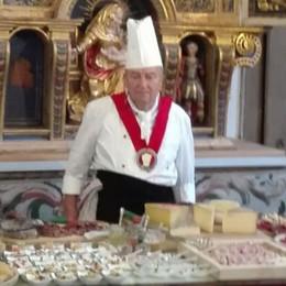 Grosio dice addio allo chef Stefano Pini «Piccolo grande uomo»