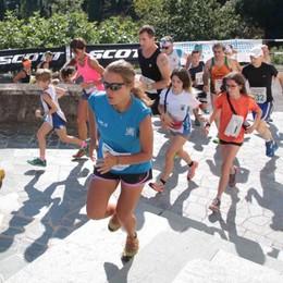 Corsa in montagna, Vanotti e Galli svettano a Castello