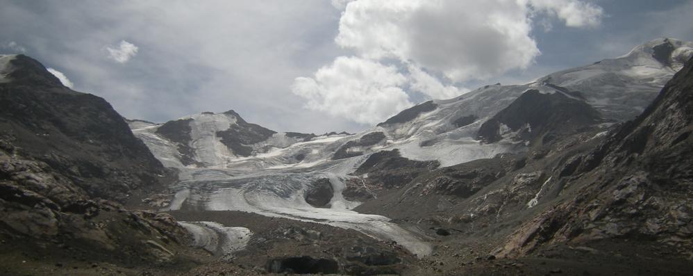 «Il ghiacciaio dei Forni non c'è più»