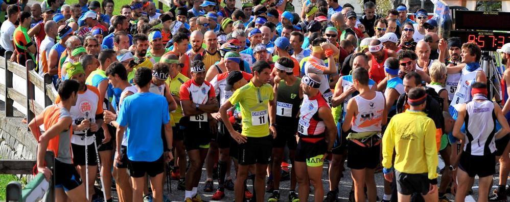 Corsa in montagna, Carrara e Combi vincono la skyrace