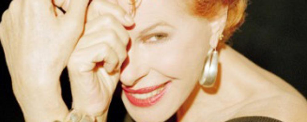 Free Soul a Morbegno, Ornella Vanoni  promette spettacolo