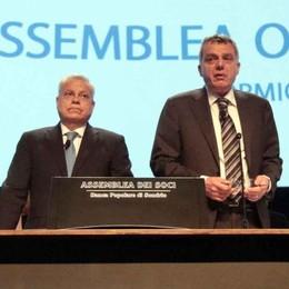 Popolare di Sondrio, nel primo semestre un utile netto consolidato di 56,332 milioni