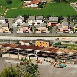 Novate, Parco minerario al palo  «In 5 mesi nulla è cambiato»