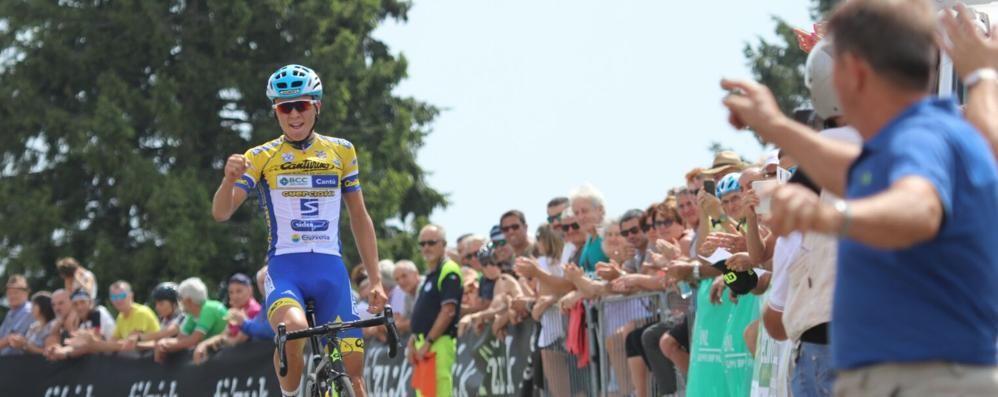Ciclismo, si avvera il sogno Mondiale per Andrea Bagioli