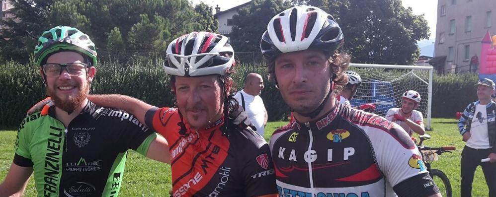 Vaira fa il vuoto al Trofeo Del Zoppo. «Non ci speravo»