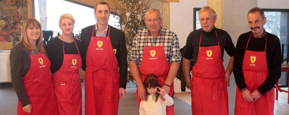 «Quante soddisfazioni alla Ferrari»