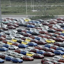 Il mercato dell'auto in provincia fa un balzo in avanti: superato il 2011