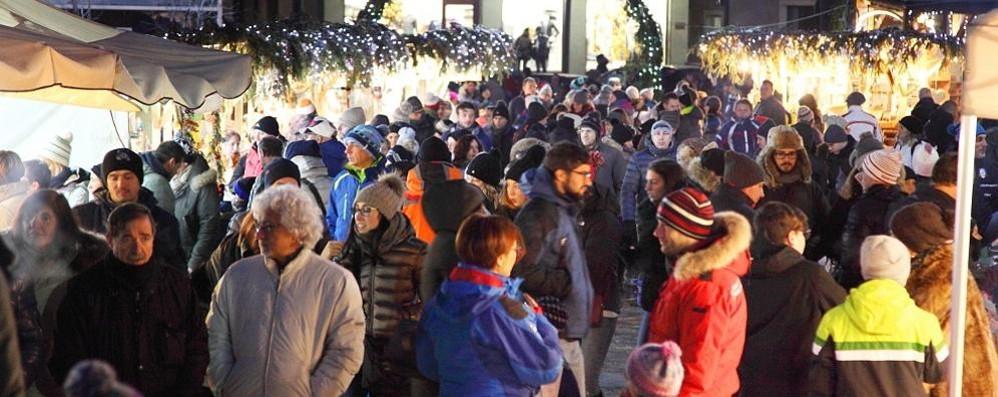 Aprica, neve ed eventi da pienone in paese