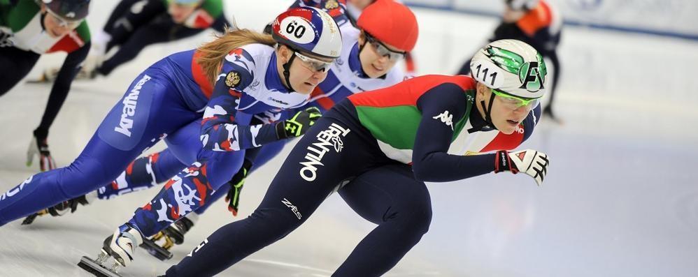 Short track, azzurri subito al top agli Europei