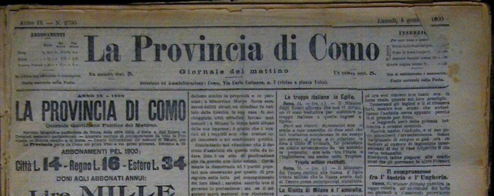 Conoscere la storia coi giornali d'epoca
