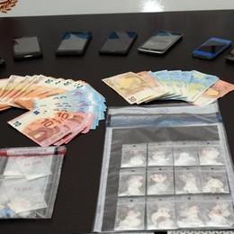 Nigeriano in manette per cocaina e spaccio