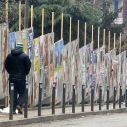 «Razza bianca», scontro anche in provincia