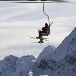 Aprica, basta con le code degli sciatori  Lo skipass si paga anche on line