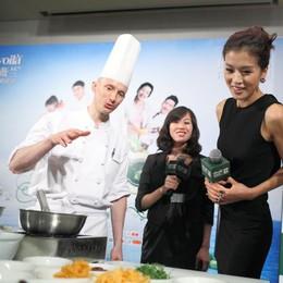 È di Sondalo il cuoco che  a Pechino cucina i nostri pizzoccheri