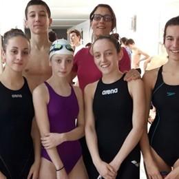 Il nuoto apre gli Studenteschi  Poi tutti a sciare