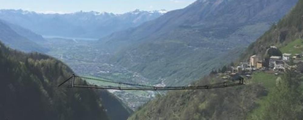 Il Ponte sul cielo diventa realtà  Sarà il più alto che c'è in Europa