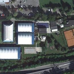 Coperti, polifunzionali e con il pubblico  Restyling per due campi del Tennis club