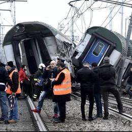 «Disastro del treno, serve chiarezza perché non accada più»